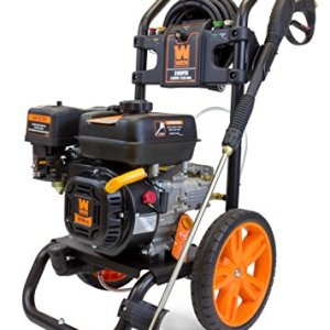 WEN Gas-Powered PSI 208cc Pressure Washer, CARB Compliant