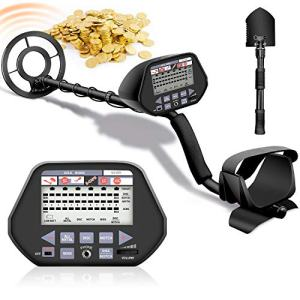 Aneken Metal Detector for Adults with LCD Display