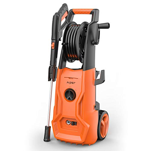 AIPER Electric Power Washer PSI 1.85 GPM Electric Pressure Washer Cleaner