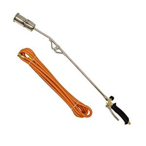 BISupply Heating Torch with 5 Meter Hose - Portable Torch Weed Burner Propane