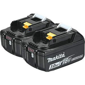 Makita 18V 3.0 Ah LXT Lithium-Ion Battery