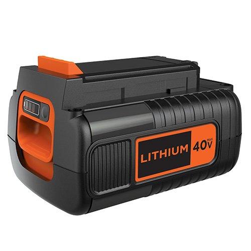 BLACK+DECKER 40V Max Battery, 2.0-Ah