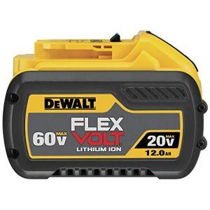 DeWalt Flexvolt 20V/60V Max 12.0 Ah Battery
