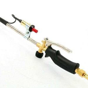 Protable Propane Torch Weed Burner Torch Fire Starter Ice Melter Melting Roofing
