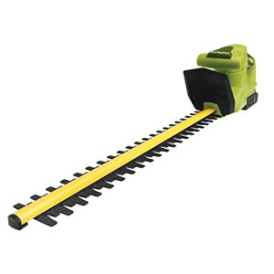 Sun Joe Cordless Hedge Trimmer, Kit (w/2.0-Ah Battery + Quick Charger)