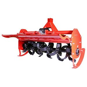 "Titan 60"" Heavy Duty Rotary Tiller 