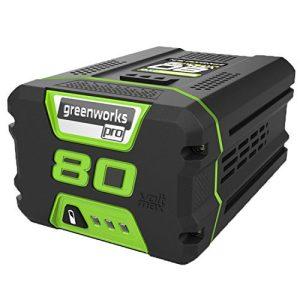 Greenworks PRO 80V 2.0 AH Lithium Ion Battery