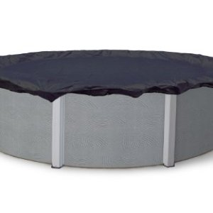 Blue Wave Bronze 8-Year 21-ft Round Above Ground Pool Winter Cover