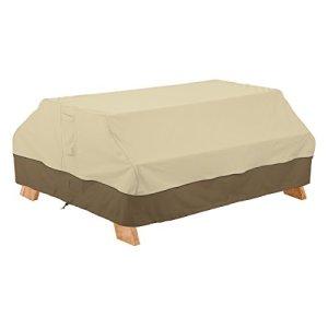 Classic Accessories Veranda Water-Resistant 70 Inch Picnic Table Cover