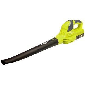 Sun Joe 20VIONLTE-BLW Amp 20-Volt Cordless Blower/Sweeper