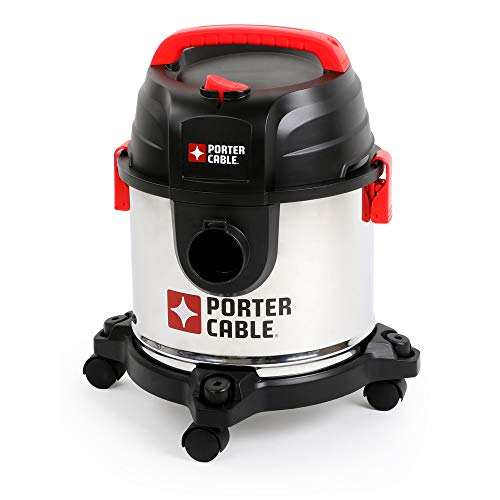 Porter-Cable PCX18301-4B 4 gallon 4Hp Wet/Dry Vacuum