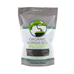 Bonsai Soil by Perfect Plants - 2qts. | Premium All-Purpose Mix | Perfect for All Bonsai Tree Varieties