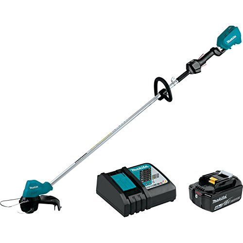 Makita XRU11M1 18V LXT Lithium-Ion Brushless Cordless String Trimmer Kit (4.0Ah)