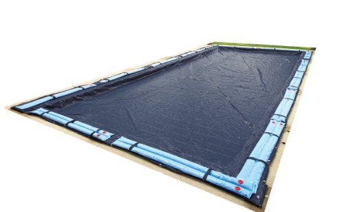 Blue Wave Bronze 8-Year 20-ft x 40-ft Rectangular In Ground Pool Winter Cover