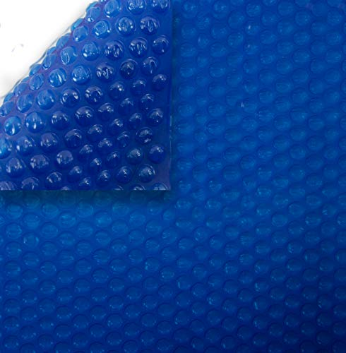 20' x 40' Rectangular Blue Solar Cover for Above Ground or Inground Swimming Pools   800 Series