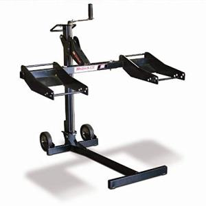 MoJack EZ - Residential Riding Lawn Mower Lift, 300lb Lifting Capacity