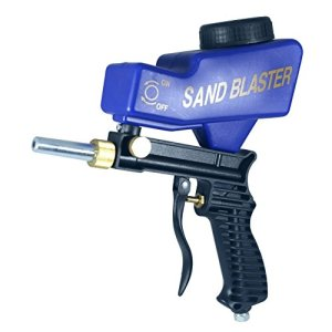 Soda Blaster, Sand Blaster, Professional Sandblasting Gun, Media Blaster
