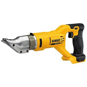 DEWALT 20V MAX Metal Shear, Swivel Head, 18GA, Tool Only (DCS491B)