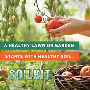 Soil Kit Soil Test Kit -Discover Your Lawn and Garden Fertility with PH Meter, Nutrient and Mineral Analysis. Professional Results Provide Custom Fertilizer Prescription for Your Yard and Grass