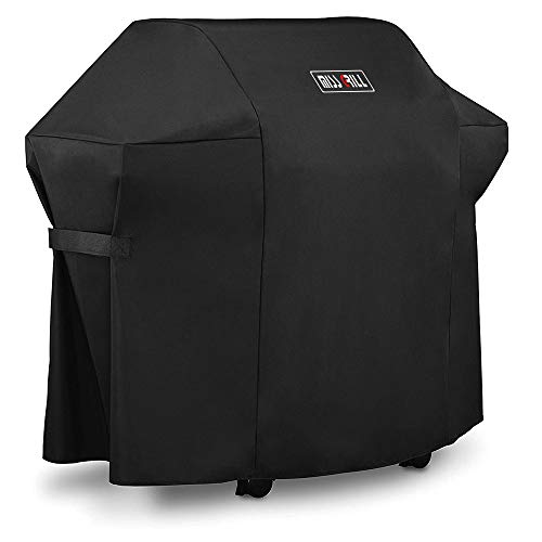 MissGrill Grill Cover 7106 Cover for Weber Spirit 200 and 300 Series Gas Grill (Compared to 7106),52 x 43-Inch Heavy Duty Waterproof & Weather Resistant Outdoor Barbeque Grill Covers