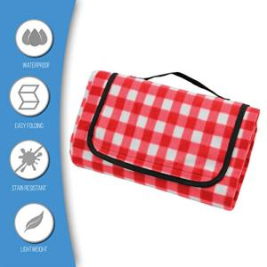Extra Large Picnic Blanket [2 Pack] | Oversized Beach Blanket Sand Proof Extra Large Picnic Blanket | Oversized Beach Blanket Sand Proof | Outdoor Accessory for Handy Waterproof Stadium Mat | Water-Resistant Layer Outdoor Picnics | Camping on Grass and Portable.