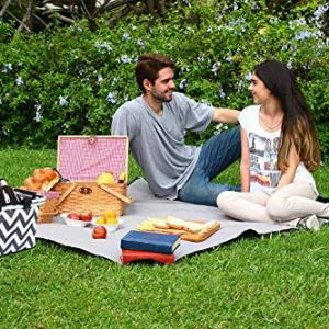 Large Insulated Picnic Basket Cooler | 9 Gal Capacity Leakproof Folding Collapsible Package deal Dimensions: 17.7 x 11.zero x 9.zero inches