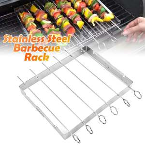 Barbecue Forks Outdoor Flat Durable Superior Tool