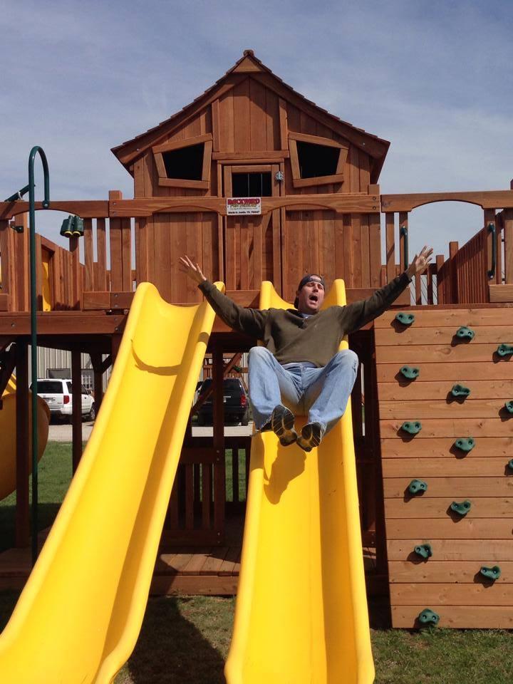 Fort Ticonderoga. Backyard Fun Factory ...