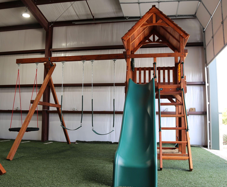 New Swing Sets - New Accessories   Backyard Fun Factory