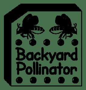 Backyard Pollinator Logo