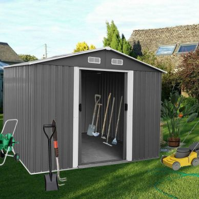 8 Easy Steps to Build an Outdoor Storage Shed for Garden 2
