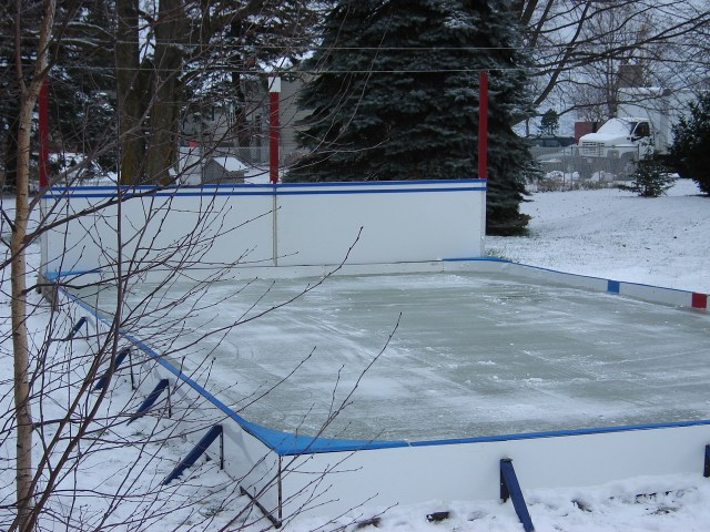 rink bling toronto blue rink