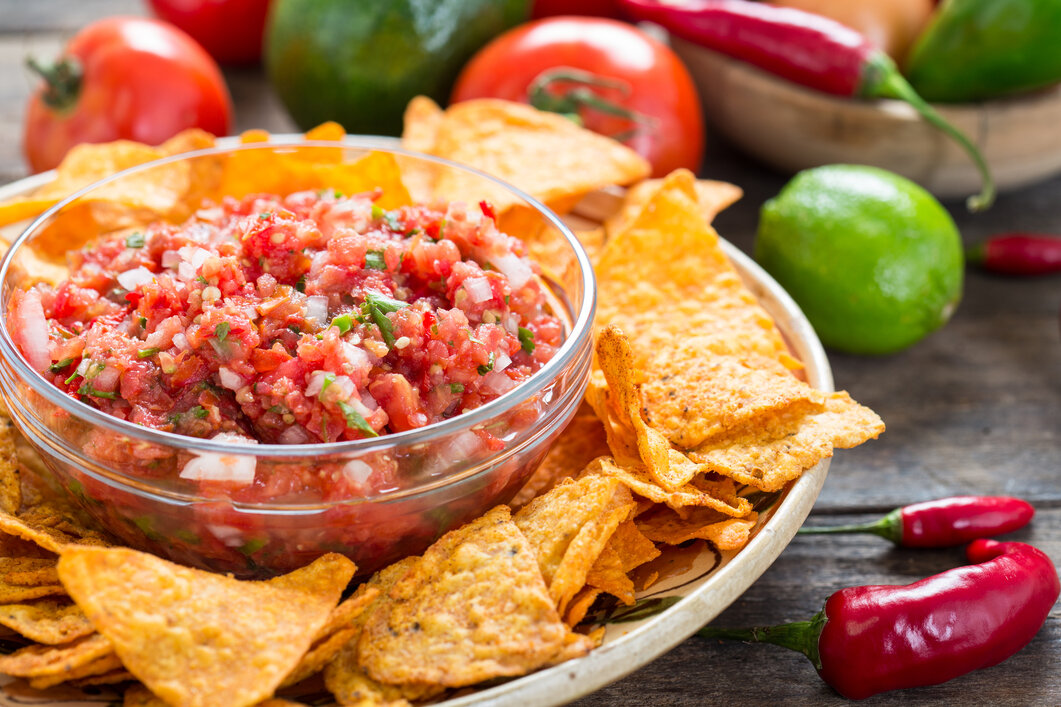 Salsa Debuts in the United States