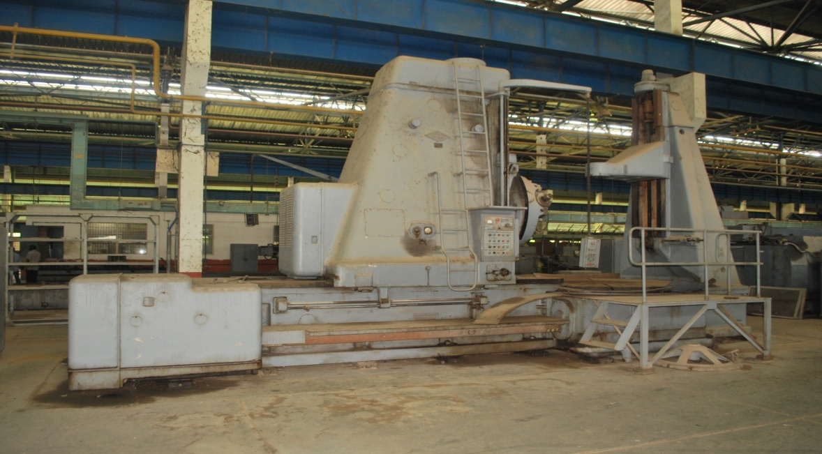 VERTICAL GEAR HOBBING BORING MACHINE, MODEL -5343