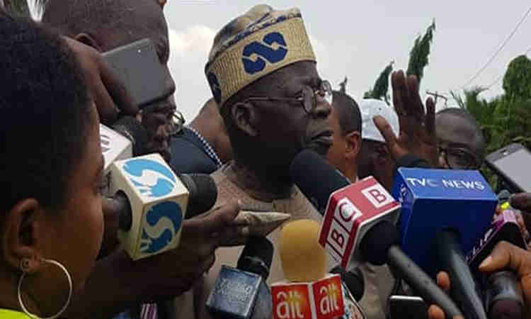 Tinubu Explain Why He Is Able To Influence Elections In Nigeria