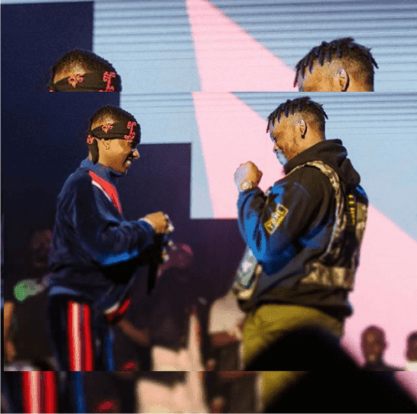 Music: Olamide ft Wizkid – Totori