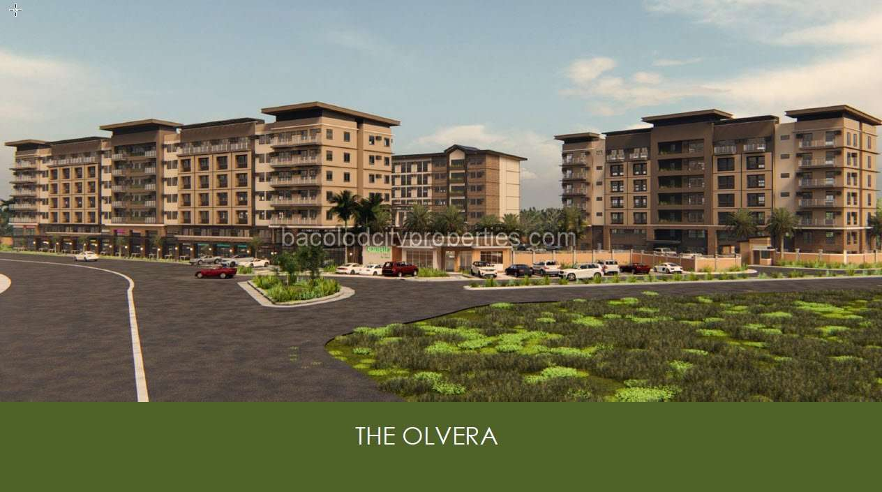 The Olvera COho Bacolod