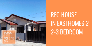 RFO East Homes 2 Fortune Towne Bacolod City Properties Featured (8)