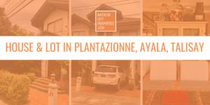 House & Lot in Plantazionne, Talisay FINAL