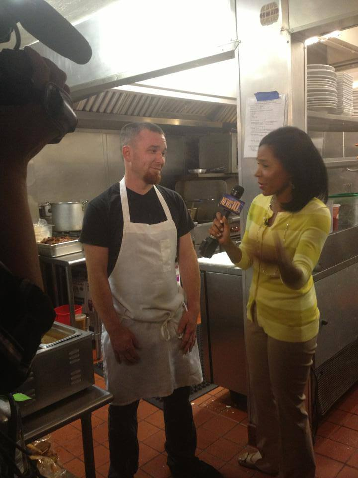 News 10 at Bacon & Butter