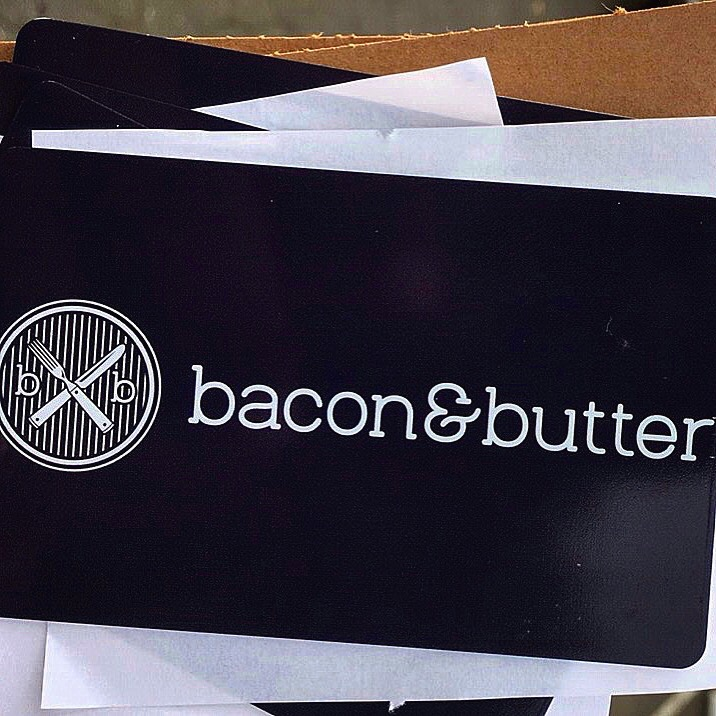 Bacon Butter Sacramento Restaurant Gift Cards And Certificates Online
