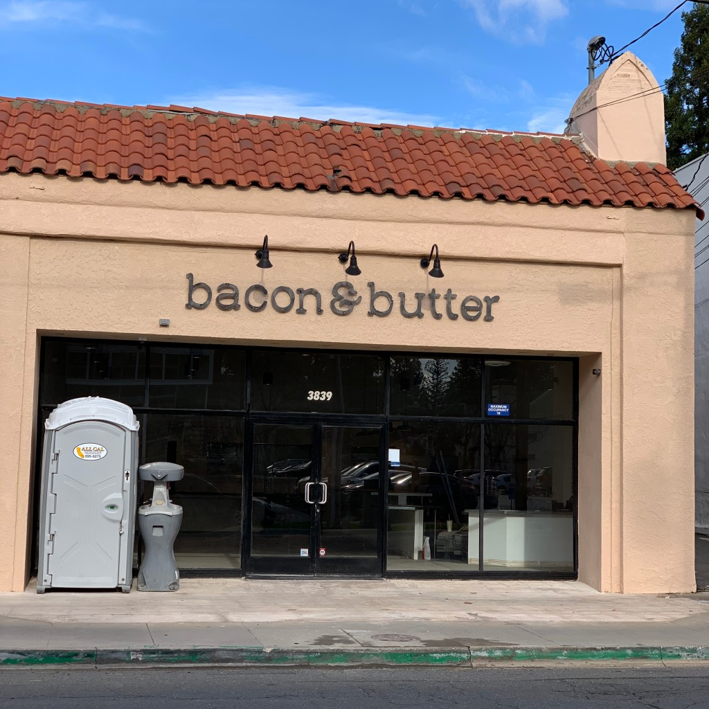 Bacon Butter Opening Second Location In East Sacramento Bacon Butter