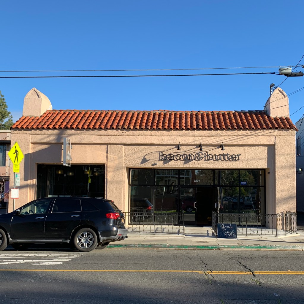 East Sacramento Breakfast, Lunch and Brunch at bacon & butter