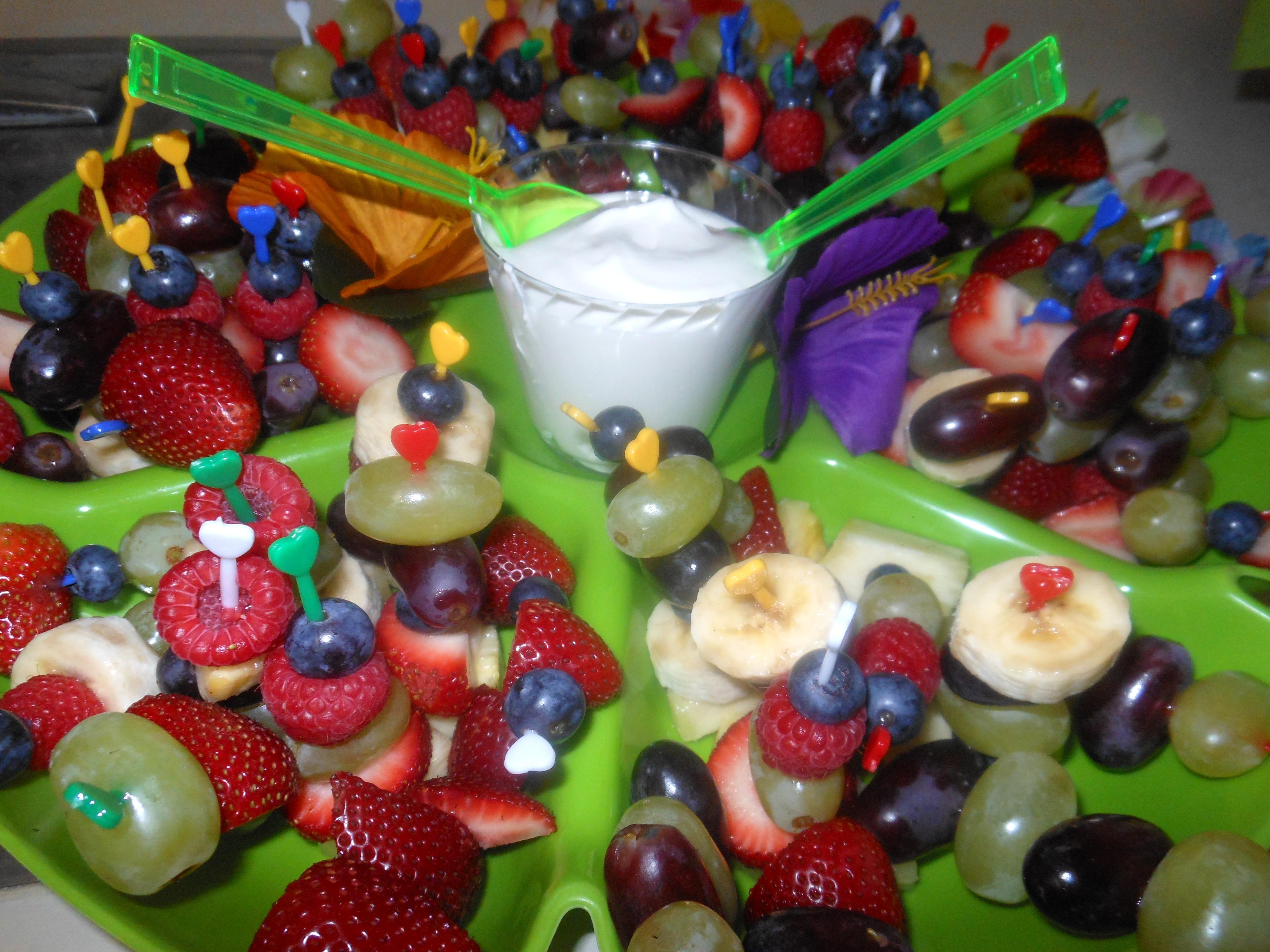 Teacher Appreciation Week Day One Luau Breakfast