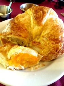French Tart Croissant