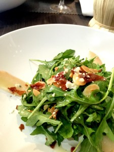 Mario's Poached Pear Salad