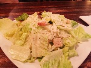 Pizzeria Giove Caesar Salad