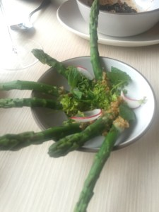 Charlie Bird Chilled Spring Asparagus