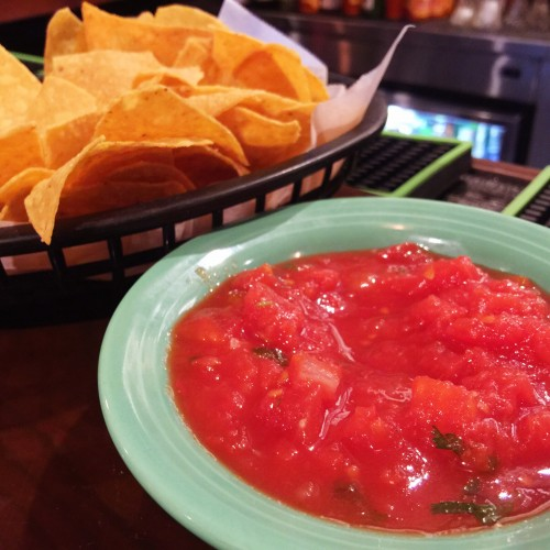 Victory Cantina Chips and Salsa