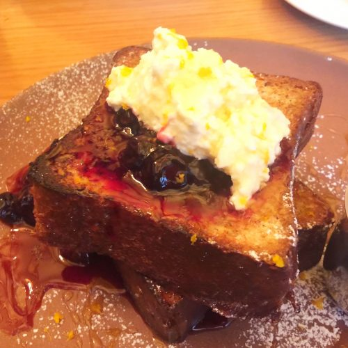 Maysville French Toast